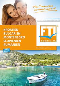 Kroatien, Bulgarien, Montenegro, Slowenien, Rumänien - Sommer 2017