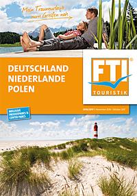 Deutschland, Niederlande, Polen November 2016 - Oktober 2017
