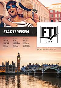 Städtereisen November 2016 - Oktober 2017