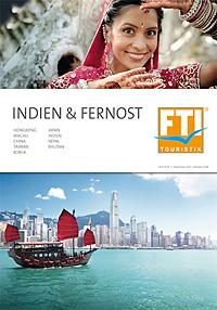 Indien & Fernost - 2017/2018