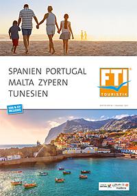 Spanien, Portugal, Malta, Zypern, Tunesien - Winter 2017/2018