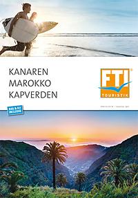 Kanaren, Marokko, Kapverden - Winter 2017/2018