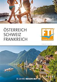 Österreich, Schweiz, Frankreich - Sommer 2018