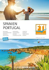 Spanien, Portugal - Sommer 2018